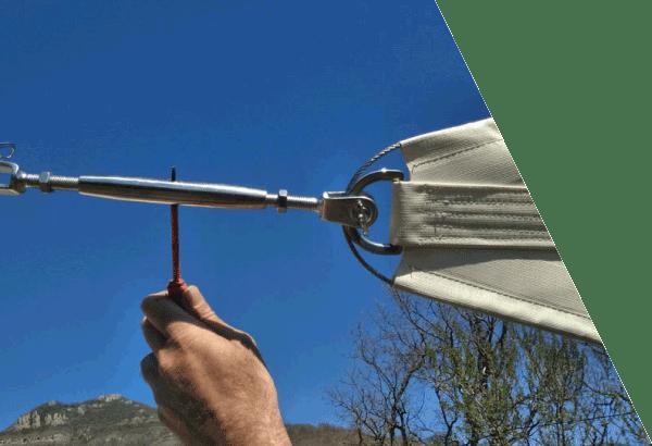entretien voiles ombrage facile