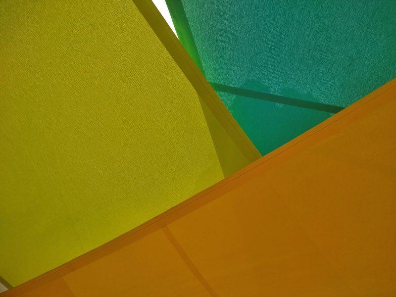 coloris voiles d'ombrage